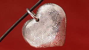 Pendants, brooches and necklaces