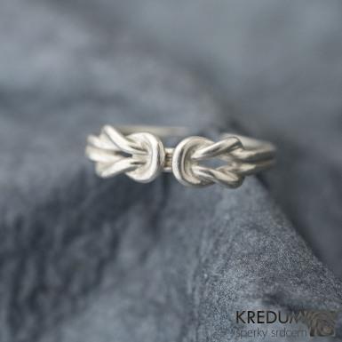 Gemini Silver - Stříbrný prsten