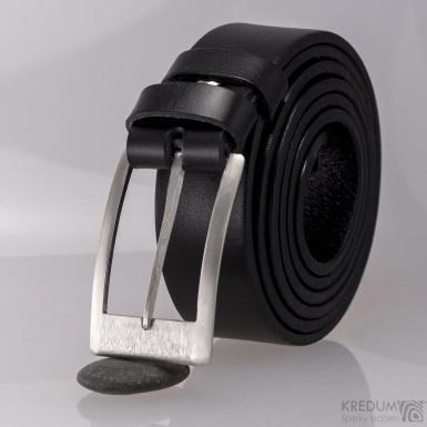 Opasek Partner Gird 3X s černým koženým páskem