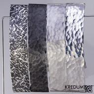 Tepaná Linka matná - základ 10 cm, šíře 2 cm - varianty