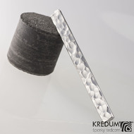 Kovaná spona na kravatu nerezová - Draill, produkt č. 1872