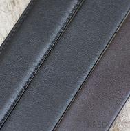 Kožený opasek 3 cm