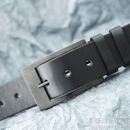 Opasek Partner Gird 4X DLC s černým koženým páskem, SK1934 (3)