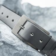 Opasek Partner Gird 4X DLC s černým koženým páskem, SK1934 (4)