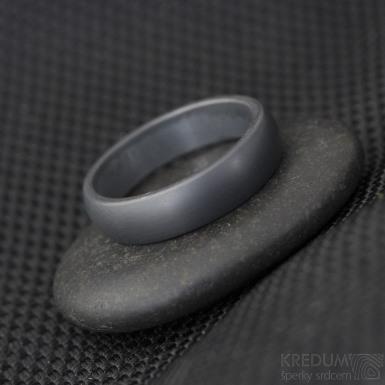 Povlakování prstenů - AlCrN - antracit