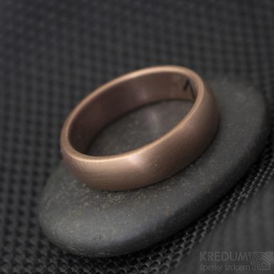 Povlakování prstenů - TiCN MP - bronzově-hnědá