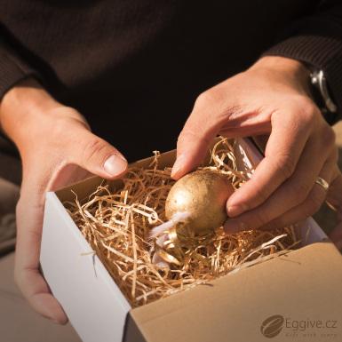 Eggive SIMPLE ON - dárkové vajíčko s překvapením